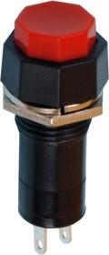 PBS14B (красная), Кнопка OFF-(ON) (1A 250VAC)