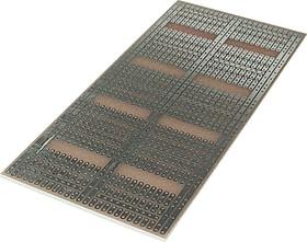 ДИП-1 (DIP1) 145х65мм, Плата печатная макетная
