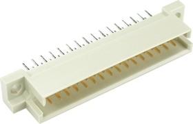 DIN41612 (DS1118-32M-23), Вилка 16х2
