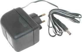 БПН 18-0.3 (штекер 5.5х2.5, А), Блок питания нестабилизированный, 18В,0.3А,5Вт (адаптер)