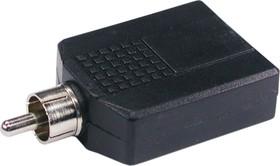 NP-575A, Аудиопереходник (RCA - 2 гнезда 6.35М)