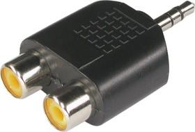 NP-570 (MJ - 508) (7-0174), Аудиопереходник (3.5мм CT - 2RCA)