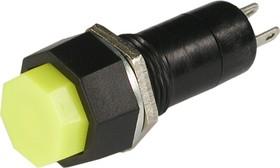 PBS14A (желтая), Кнопка ON-OFF (1A 250VAC)
