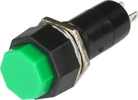 PBS14B (зеленая), Кнопка OFF-(ON) (1A 250VAC)