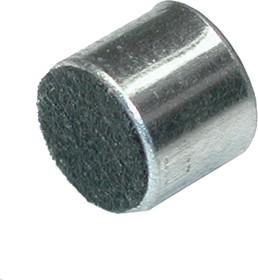 ECM-10B, 4.5 В, 6 мм, Микрофон электретный