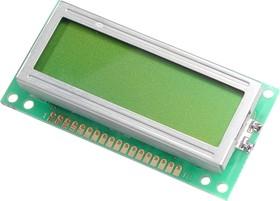 BGB12232-10, ЖКИ 122х32 графический с подсветкой