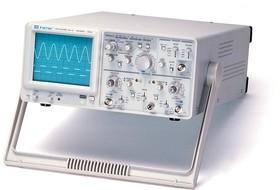GOS-620FG, Осциллограф и генератор 2 канала x 20МГц