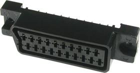 CS-102 (SCART-21S), Гнездо
