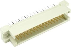 DIN41612 (DS1119-96M-V13), Вилка 32х3