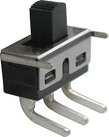 SS12D11 (B3017), Переключатель движковый (2A 250VAC)