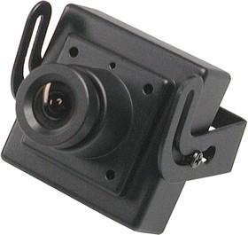 Фото 1/2 SK-2005AC, видеокамера ч/б 400ТВ лин f3.6 0.1люкс + аудиоканал