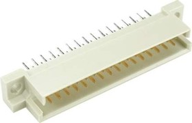 DIN41612 (DS1118-64M-23), Вилка 32х2