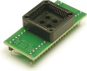 DIP40-PLCC44, Адаптер , MCS-51