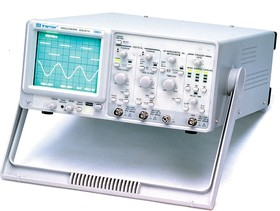 GOS-6103C, Осциллограф, 2 канала x 100МГц