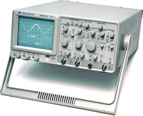 GOS-653G, Осциллограф, 2 канала x 50МГц
