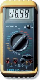 APPA 93N, Мультиметр цифровой (Госреестр)
