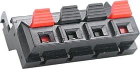PT-414-01, Клеммник нажимной 4 контакта