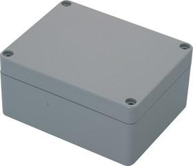 Фото 1/2 G311, Корпус для РЭА 115х90х55 мм, пластик, темно-серый