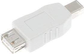 Фото 1/2 USB A(F)-B(M), Переходник