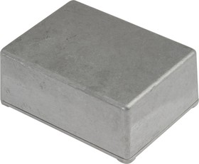 Фото 1/2 G0471, Корпус для РЭА 110х82.5х44.5мм, металл