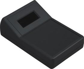 Фото 1/2 G1168B, Корпус для мультиметра с отверстием под ЖКИ 150х95х28.5/49.5, пластик, черный
