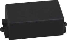 Фото 1/2 G1013, Корпус для РЭА 65х38х27 мм, пластик, черный