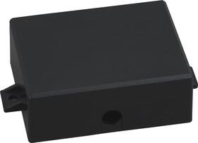 Фото 1/3 G1018, Корпус для РЭА 88х68х32.7мм, пластик, черный