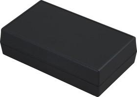 Фото 1/2 G1204B, Корпус для РЭА 142.8х82.5х38мм, пластик, черный