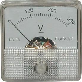 Фото 1/2 SD-38, Измерительная головка 0-300В пост.тока