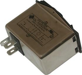 DL-10DZ2KR 10А, 250В, Сетевой фильтр
