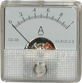 Фото 1/2 SD-38, Измерительная головка 0-1А пост.тока