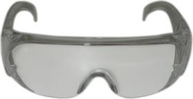 Фото 1/3 11041, Очки защитные с дужками (прозрачные)