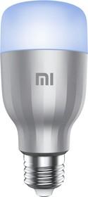 Фото 1/2 X21024, Лампа светодиодная Xiaomi Mi LED Smart Bulb (White and Color) (MJDP02YL)