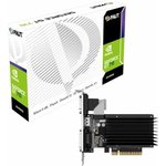 Фото 4/7 NEAT7100HD46-2080H, Видеокарта Palit PALIT GT710 2048M sDDR3 64B CRT DVI HDMI