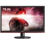 Фото 9/9 G2260VWQ6, Монитор жидкокристаллический AOC Монитор LCD 21.5'' [16:9] 1920х1080(FHD) TN, nonGLARE, 250cd/m2, H1