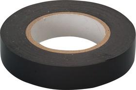 Изолента ПВХ 15мм х 20м черная