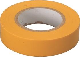 Фото 1/2 Изолента ПВХ 19мм х 20-25м желтая
