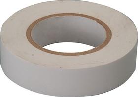 Изолента ПВХ 19мм х 20-25м белая