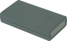 Фото 1/3 G413, Корпус для РЭА 150х80х30 мм, пластик, темно-серый