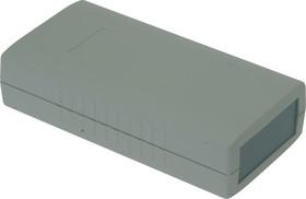 G436, Корпус для РЭА 120х60х30 мм, пластик, светло-серый