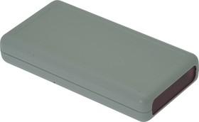 G939G, Корпус для ПДУ 135х70х24 мм, пластик, серый