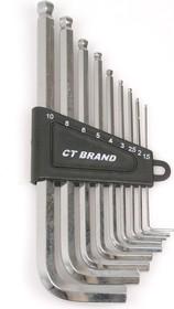 CT-6, Набор Ключей шестигранных S1.5-S10