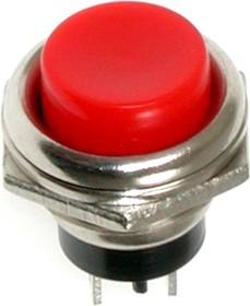 PBS26C (красная), Кнопка ON-(OFF) (2A 250VAC)