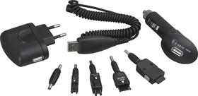 PSSMV11N, Устройство зарядное USB 3-в-1