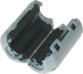 Фото 1/8 ZCAT1730-0730A, d=4...7 мм, Фильтр на круглый кабель (серый)
