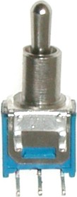 SMTS-103-2C3, Тумблер ON-OFF-ON (1.5A 250VAC) SPDT 3P