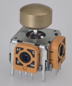 FJN10K15 B100K10, 100 кОм, Резистор переменный