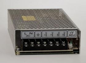RS-150-24, Блок питания, 24B,6.5A,156Вт