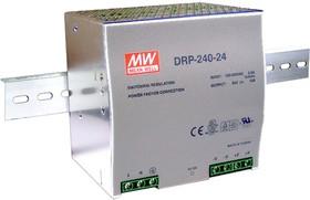 DRP-240-24, Блок питания, 24B,10A,240Вт