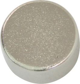 D 10х5, N35H, Магнит диск до 2.45 кг (покрытие Ni)